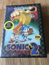 Sonic the Hedgehog 2 (Sega Genesis, 1992) BT1