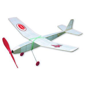 Guillows Fly-Boy Free Flight Plane #4401 Guillows