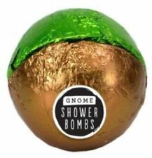 ALLU Gnome Shower Bomb, Green Tea Wanderlust Scent,