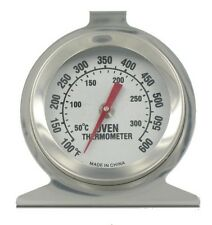 Stainless Steel Oven Cooker Thermometer Temperature Gauge Good Quality 300ºC