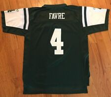 Youth XL Brett Favre New York Jets Jersey NFL Reebok New With Tags Packers NFL