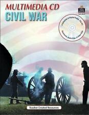 Multi Media Collections: Civil War (2001, CD-ROM / Paperback) guide photos clips