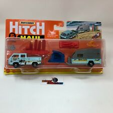 Volkswagen Transporter & Camper Parts inTruck Bed 2021 Matchbox Hitch & Haul Y71