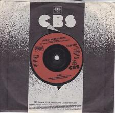 SINE - Just Let Me Do My Thing [Vinyl Single 7 Inch,1978] UK S CBS 6351 *VG+
