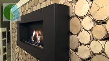 """FLAT"" Bio Ethanol Fireplace Biofireplace ALL COLOURS!! + WARRANTY + gifts"