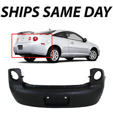 NEW Primered - Rear Bumper Cover Replacement For 2005-2010 Chevy Cobalt Coupe