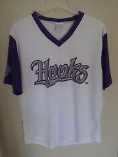 Vintage SGA Corpus Christi Hooks Minor League Pullover Baseball Jersey Mens XL a