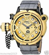 Invicta  16358 Russian Diver Analog Display Mechanical Hand Wind Two Tone Watch