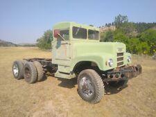 $Reduced$ 1954 Wittenberg Gmc G749 (Military 6x6 Truck)