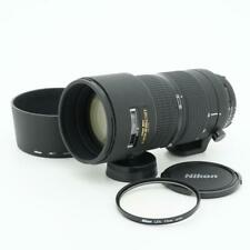 Nikon AF Nikkor 80-200mm F/2.8 D ED Zoom Lens