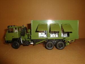 1/43 China People's Liberation Army PLA STYER SX2190 Water purification truck