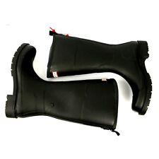 Hunter for Target Waterproof Rain Boots. Men's size 8 - Black.  Fits Women