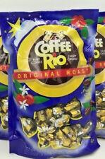 VALUE**5 PACK Trader Joes Coffee Rio Original Roast Premium CoffeeCaramel Candy