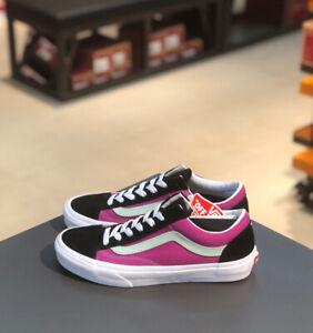 Vans Style 36 Unisex Casual Shoes VN0A3DZ3TGU