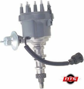 New Ignition Distributor for Ford 300 4.9L 6 Cyl F150 F250 F100 F350 1974-1985