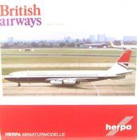 Boeing 707-400 British Airways  (Reg. G-ARRA)
