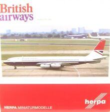 Boeing 707-400 British Vías respiratorias (Reg. g-arra)