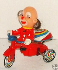 Working Vintage Wind-up Mechanical Riding Boy Korea! Boys and Girls