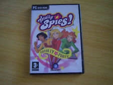 pc dvd-rom totally spies totally party