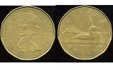 CANADA  1 dollar 1987    ANM