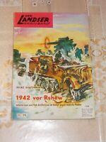 Der Landser Grossband Nr.79 - 1942 vor Rshew , Pabel Verlag