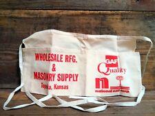 Wholesale Rfg. & Masonry Supply Topeka, Kansas ~ New Old Stock~