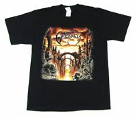 Obituary Anthology Album Cover Art Black T Shirt New Official Band Merch