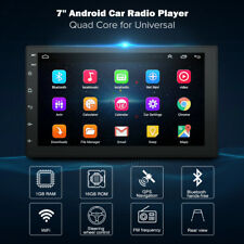 7 inch Android8.1 2 Din Car DVD radio Multimedia Player GPS navigation Univer TD