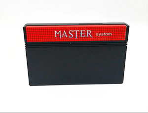 Sega Master System 600 in 1 Multi Game flash Cart  4gb loaded sd card included!