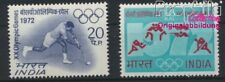 India 538-539 unmounted mint / never hinged 1972 Olympics Summer ´72 (8882767