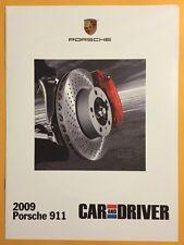 Porsche 911 2009 Sale Brochure Car & Driver