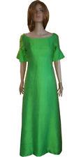 Eveningwear Formal 100% Silk Vintage Clothing for Women