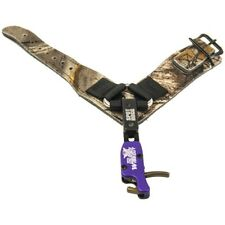 New Spot Hogg The WiseGuy Micro Adjustable Bow Release Aid W/ Buckle Strap Camo