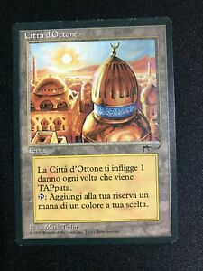 MTG Italian Renaissance FBB City of Brass rare