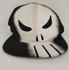 Marvel Avengers Black Snapback Hat Baseball Cap