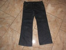 G9757 G-Star Medin Pant Loose WMN Jeans W31 Dunkelblau ohne Muster