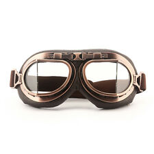 b1ee1f9a393cce l aviateur Vintage Retro moto Cruiser Scooter motard lunettes Fits Harley