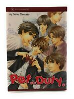 Pet On Duty Nase Yamato Boysenberry BR Romance Comedy Manga Anime RARE