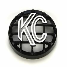 "KC Hilites Grill 4"" Black Rally 400 Single Guard  7219"