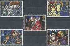 Timbres Religion Noel Grande Bretagne 1640/4 ** lot 20041