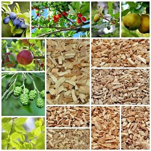 Wood For Smoker BBQ SMOKING WOOD CHIPS -- Best Quality -- Best Price Offer