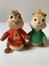 Ty Beanie Babies 2008 Alvin Alvin And The chipmunks Exclusive, 2012 Theadore Set