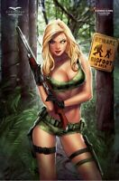 SOLD OUT: ROBYN HOOD JUSTICE #1 - ROSE CITY COMIC CON EXCLUSIVE