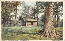Chickamauga GA~Detroit Publishing #13448 Tree-Steps~Brotherton House c1910