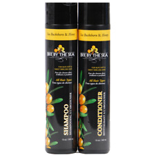 Bee By The Sea Buckthorn and Honey Nourishing Shampoo and Conditioner Set