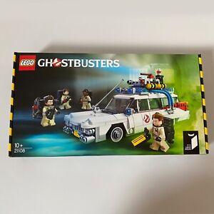 Lego 21108 IDEAS Ghostbusters ECTO -1  NEU + OVP + Versiegelt