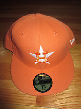 New Era Cooperstown Collection HOUSTON ASTROS (Size 7 3/4) Cap CORAL