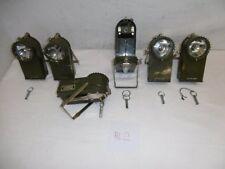 1x Handlampe CEAG OK 4K 2,4V 6,5Ah Lampe Taschenlampe  ex Bundeswehr (HL2)