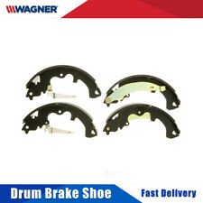 REAR 4PCS Wagner Drum Brake Shoe Set For FORD ESCAPE 2008 2009 2010 2011 2012