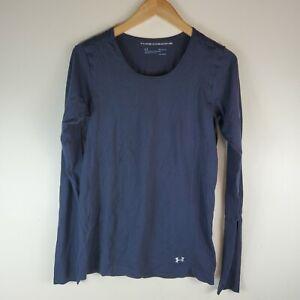 Women's UA Threadborne Seamless Shirt Long Sleeve Medium fitted